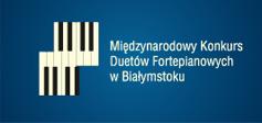 Duety fortepianowe: logotyp